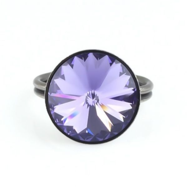 Konplott Rivoli lila Ring #5450527613026