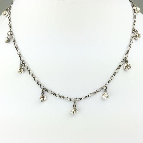 Konplott Tutui crystal Halskette steinbesetzt #5450527591485