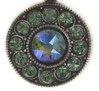 Spell on You Halskette grün peridot shimmer