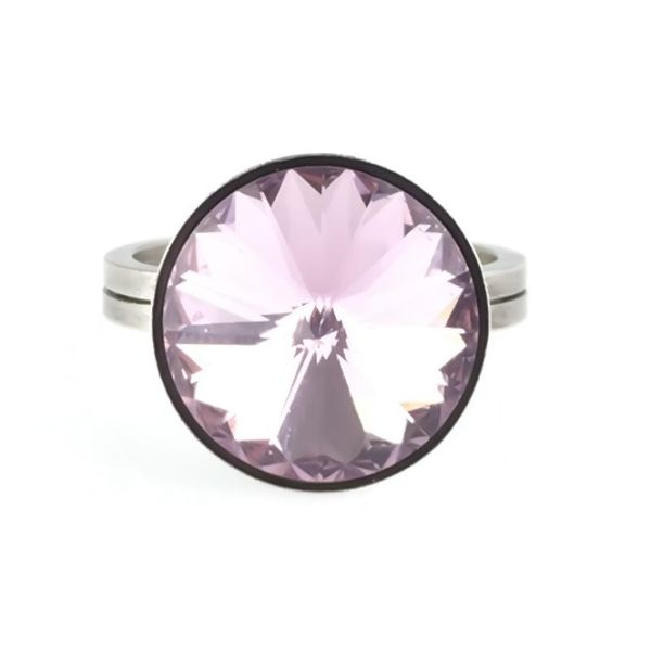 Konplott Rivoli light amethyst Ring pink/lila #5450527613057