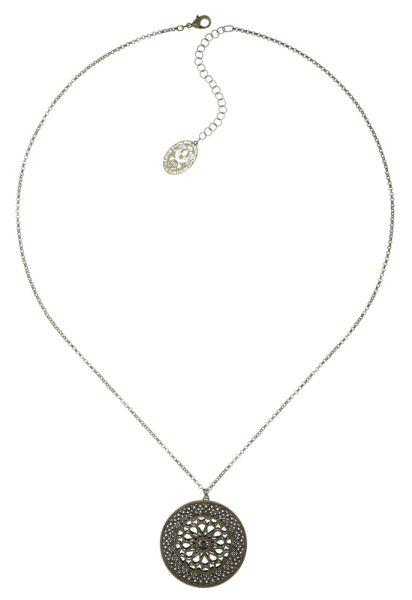 Konplott Shades of Light Halskette mit Anhänger Größe L #5450543758978
