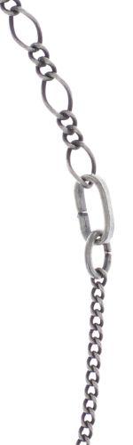 Konplott Colour Ring Halskette in sapphire blau/grün #5450543734309