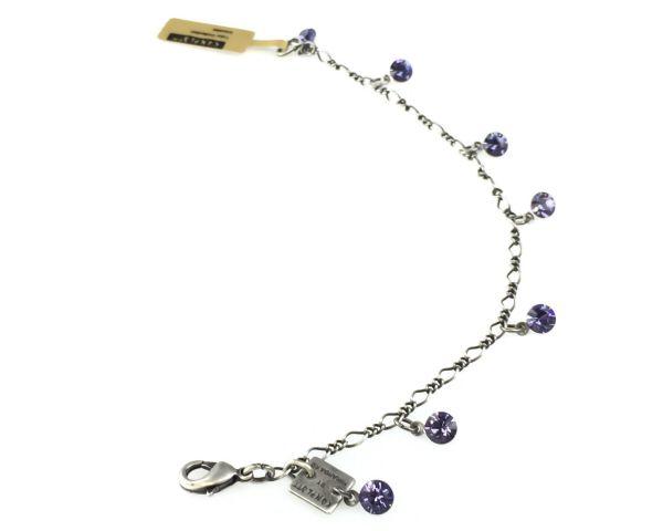Konplott Tutui tanzanite Armband verschließbar #5450527274241