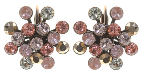 Konplott Magic Fireball Ohrhänger in pink/rosa #5450543754505