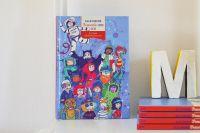 Konplott Freundebuch Grundschule | Das auch in vielen Jahren noch gerne angeschaut wird #special0002