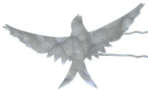 Konplott The Sparrow Haarnadel Größe M in silber #5450543749808