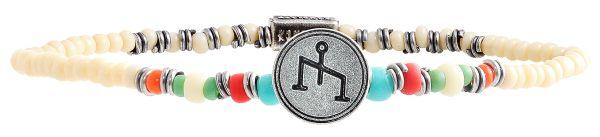 Konplott Zodiac multi Armband elastisch (Waage) #5450543647708