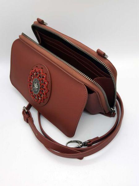 Konplott Plain is Beautiful Wallet Bag Burned Henna #5450543544328