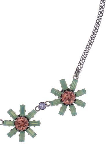 Konplott Spider Daisy Halskette in pastel multi #5450543737973