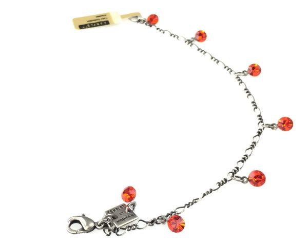 Konplott Tutui hyacinth Armband verschließbar #5450527641265