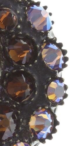 Konplott Inside Out Ohrclip Größe S in braun #5450543638546