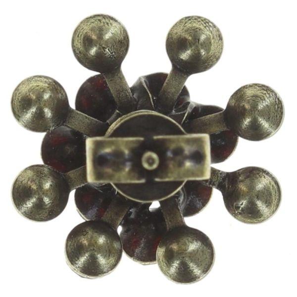 Konplott Magic Fireball Ohrstecker Mini in scarlet rot #5450543664576