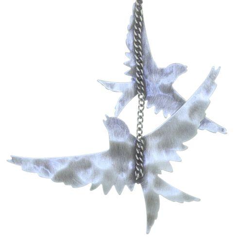 Konplott The Sparrow Ohrhänger Größe M,S in silber #5450543749747