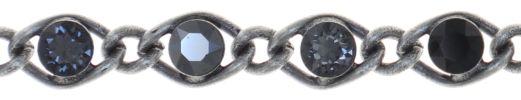 Konplott Magic Fireball Armband in schwarz #5450543765785
