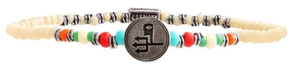 Konplott Zodiac multi Armband elastisch (Wassermann) #5450543647623