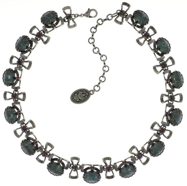 Konplott Dracula Bride Choker Halskette in hellblau NUR NOCH KURZE ZEIT VERFÜGBAR #5450543674568