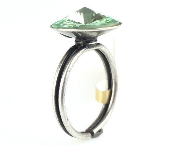 Konplott Rivoli chrysolite Ring hellgrün #5450527640855