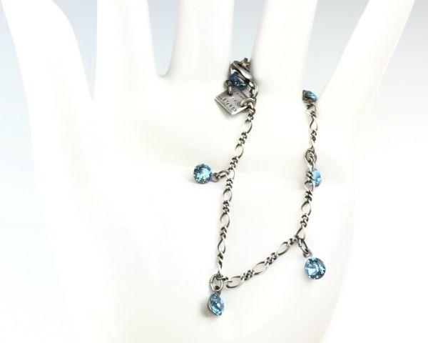 Konplott Tutui aquamarine Armband verschließbar #5450527641203