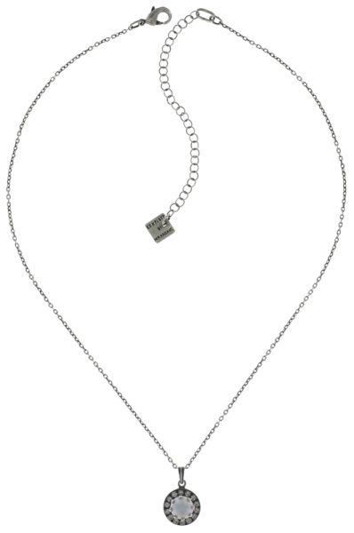 Konplott Simply Beautiful Halskette in weiß #5450543692166
