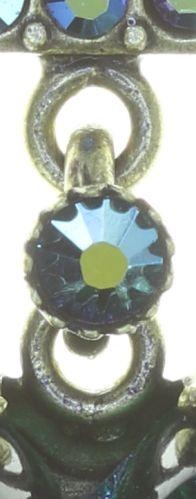 Konplott Snow White Ohrstecker in blau/grün Größe M #5450543758176