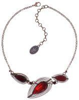 Konplott Amazonia Halskette in rot