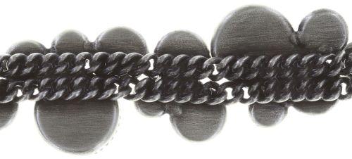 Konplott Water Cascade Armband in weiß antik silber #5450543686172