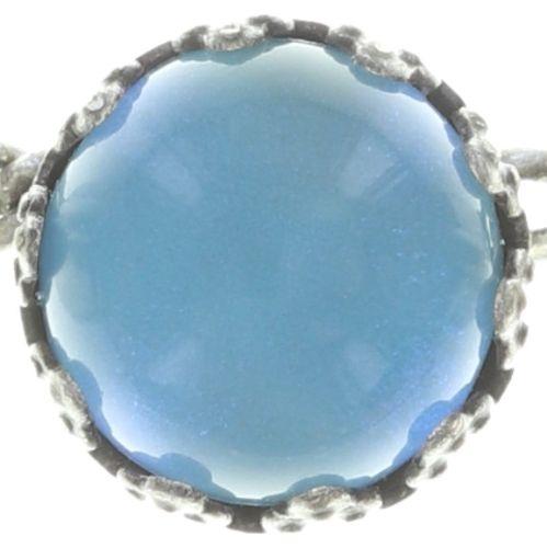 Konplott Jelly Star steinbesetzte Halskette in hellblau #5450543714066