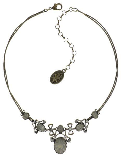 Konplott Dracula Bride Halskette in weiß #5450543675305