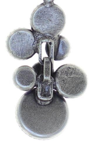Konplott Water Cascade Halskette mit Anhänger in coralline #5450543754055