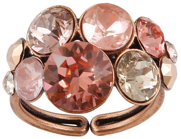 Konplott Petit Glamour Ring in pink #5450543766515