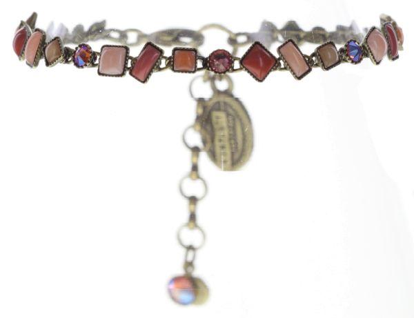 Konplott Jumping Baguette Armband pink #5450543660653