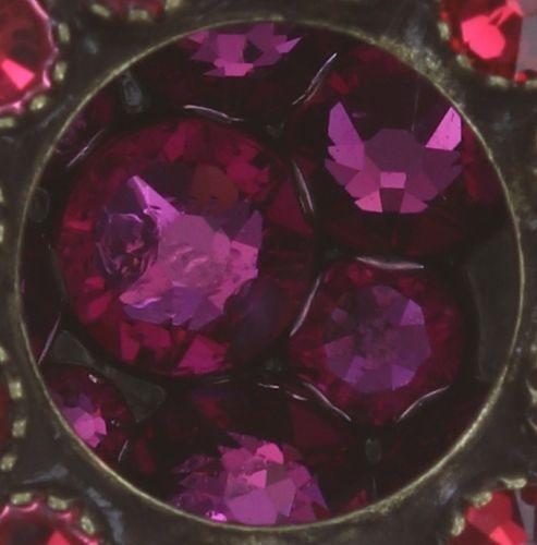 Konplott Inside Out Ohrstecker Größe S in scarlet rot #5450543675978