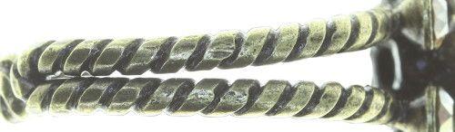 Konplott Magic Fireball Ring mini in gelb #5450543755076