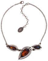 Konplott Amazonia Halskette in braun