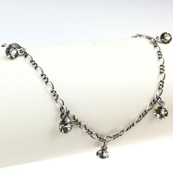 Konplott Tutui black diamond Armband verschließbar #5450527610186