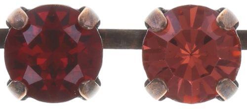 Konplott Colour Snake Halskette in coralline/rot #5450543697925