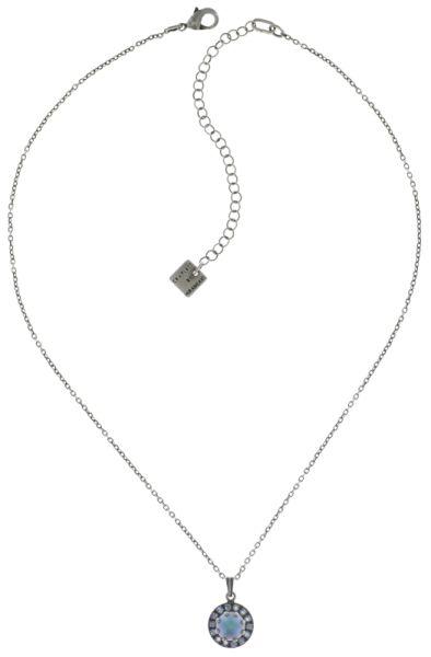 Konplott Simply Beautiful Halskette in hellblau #5450543695211