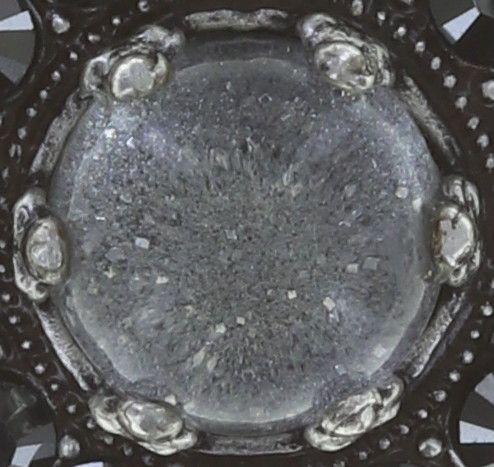 Konplott Simply Beautiful Ring in schwarz #5450543745411
