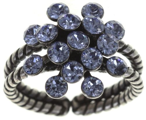 Konplott Magic Fireball Ring Mini in hellblau #5450543656472