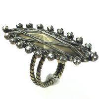 Konplott Global Glam crystal Ring #5450543608396