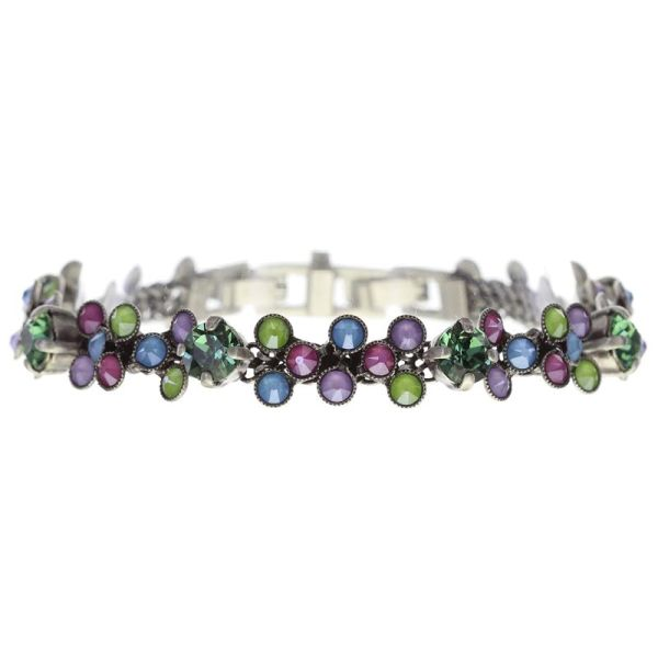 Konplott Caviar Treasure Armband in pastel multi #5450543709079