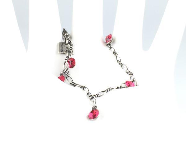 Konplott Tutui indian pink Armband verschließbar #5450527641289
