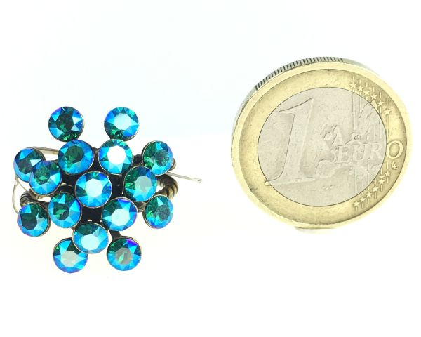 Konplott Magic Fireball blau/grüner Ring #5450543631288
