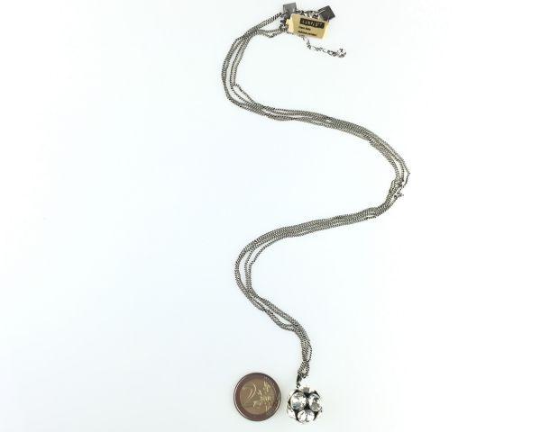 Konplott Disco Balls crystal Halskette lang mit Anhänger L #5450527596978