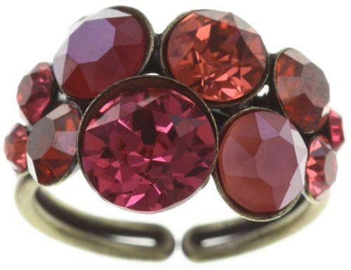 Konplott Petit Glamour Ring in coralline #5450543726984