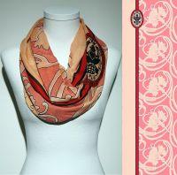 Konplott Schal Floral 6 in pink