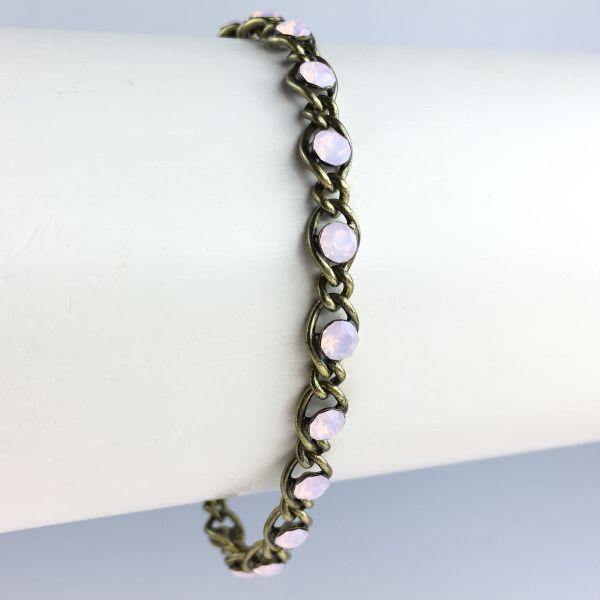 Konplott Magic Fireball verschließbares Armband in rose water opal #5450543133935