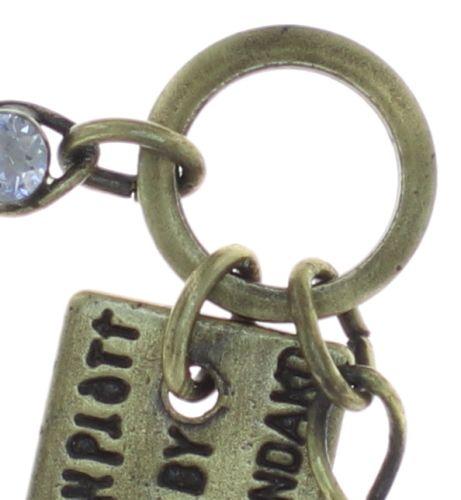 Konplott Magic Fireball Armband mini in grau #5450543754840
