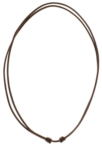 Konplott Zodiac braune Halskette #5450543647296