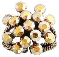 Konplott Magic Fireball Ring gold mini #5450543683331